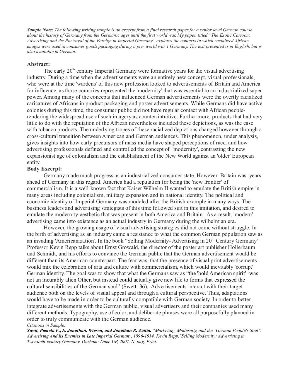Document preview german_paper_sample.pdf - page 1/1