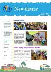 newsletter jan 2016