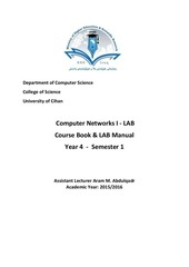 network lab manual configuration all