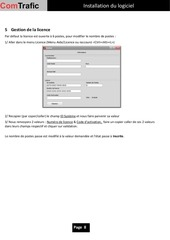 PDF Document comtrafic licence