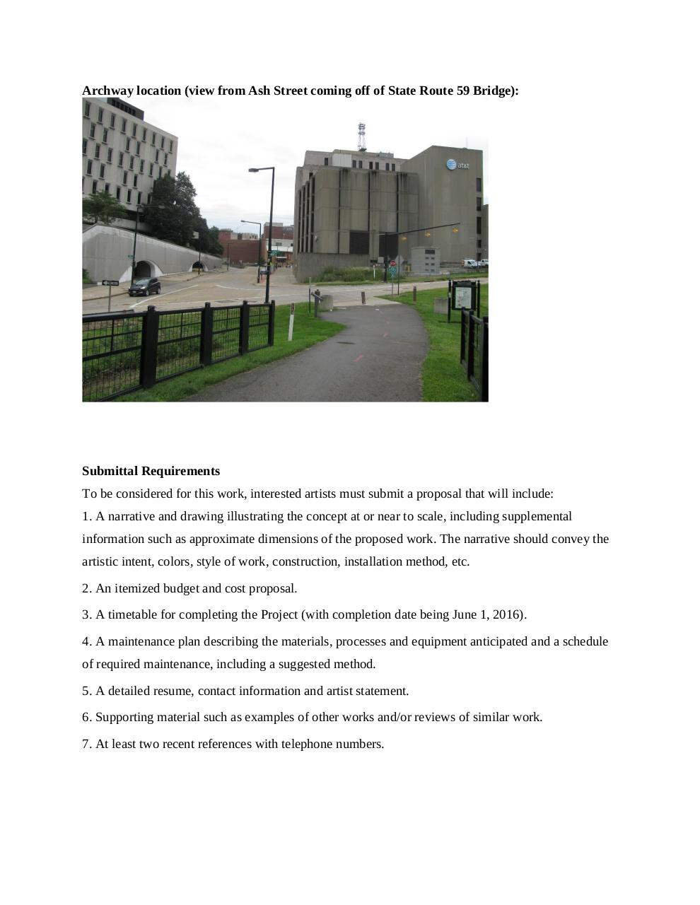 Document preview Quaker and Ash Mural and Archway combined RFP.pdf - page 4/5