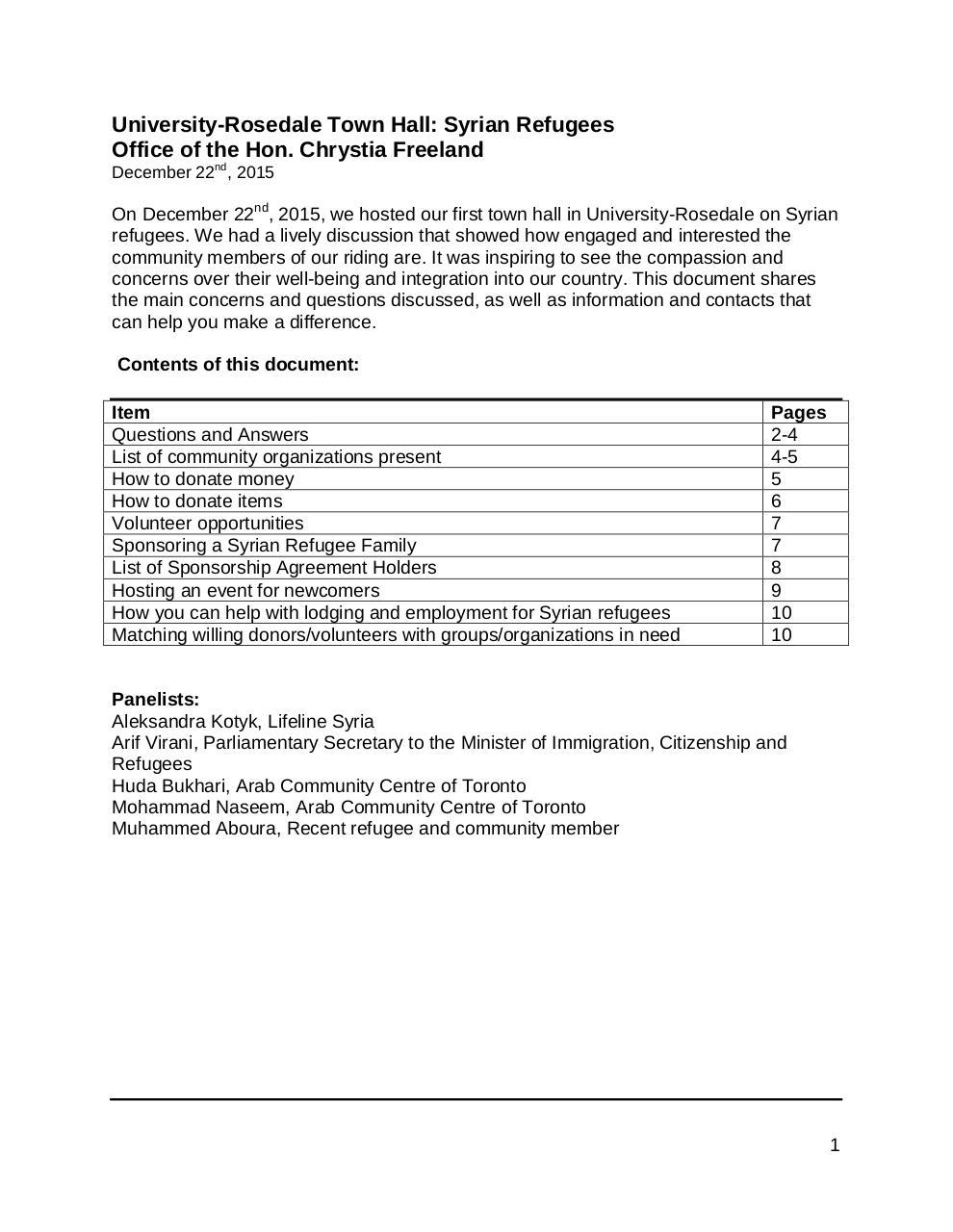 2015 pdf notes toronto