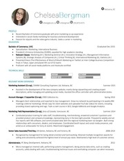 PDF Document chelsea bergman resume