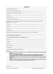 formular zur aufsichts bertragung bei minderj hrigen