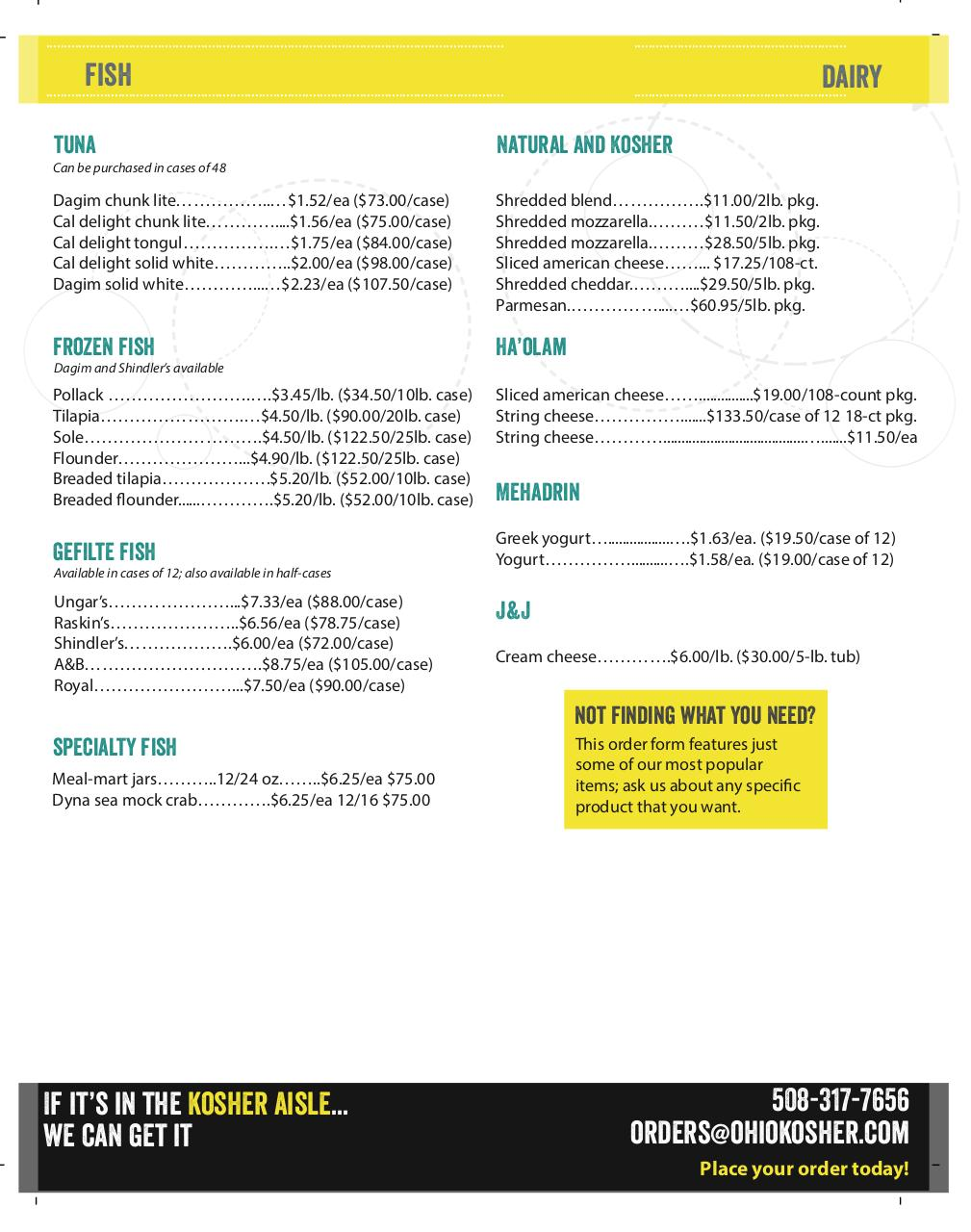 Updated price list D5.pdf - page 2/6