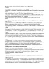 dekkenderpaints algemene voorwaarden