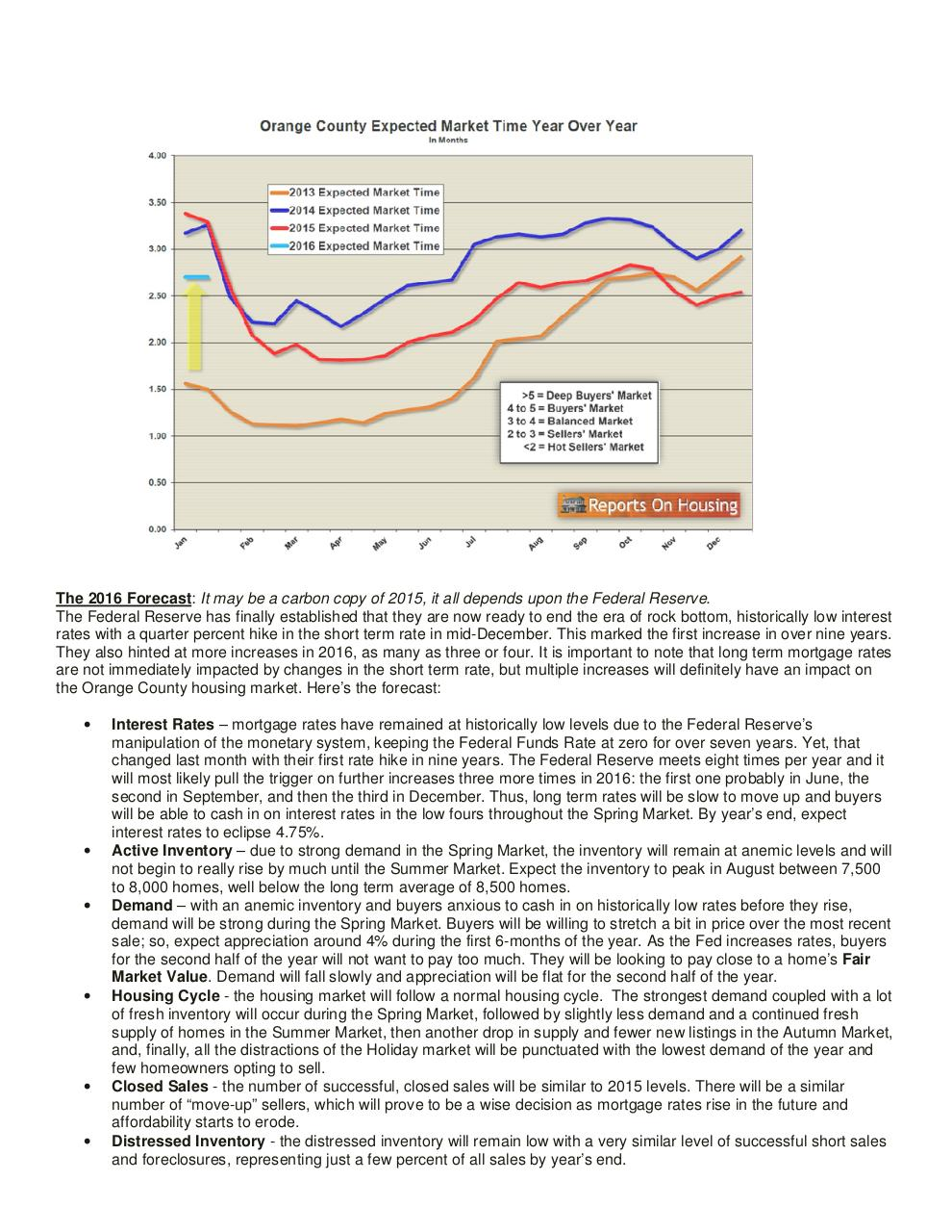 Document preview January 2016 OC Market Report.pdf - page 3/4