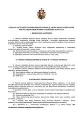 vasario 16 osios stipendiju skyrimo nuostatai