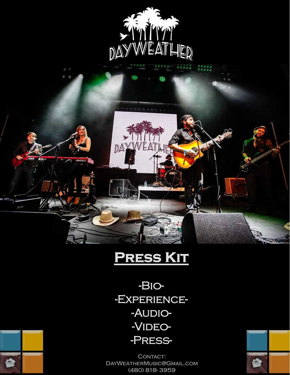 Document preview DayWeather Press Kit.pdf - page 1/5