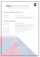 PDF Document discover agenda 2016