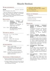 PDF Document shashi roshan resume