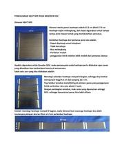 penggunaan heattape pada brooder doc