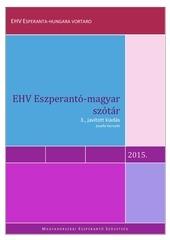 ehv eszperant magyar sz t r