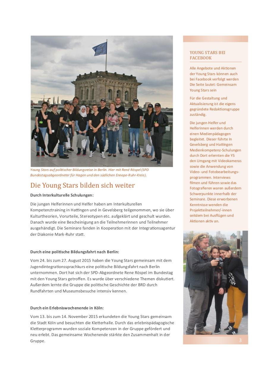 Document preview Young Stars Jahresnewsletter.pdf - page 3/4