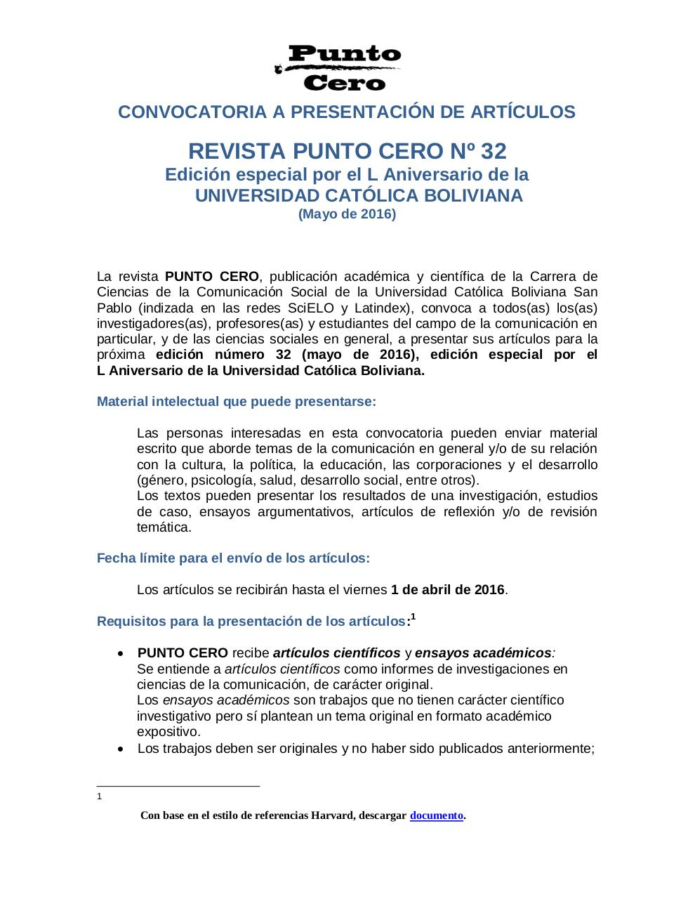 Document preview CONVOCATORIA_32.pdf - page 1/5