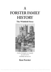 PDF Document forster family history whitfield story