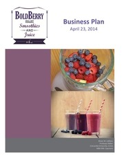 boldberry business plan
