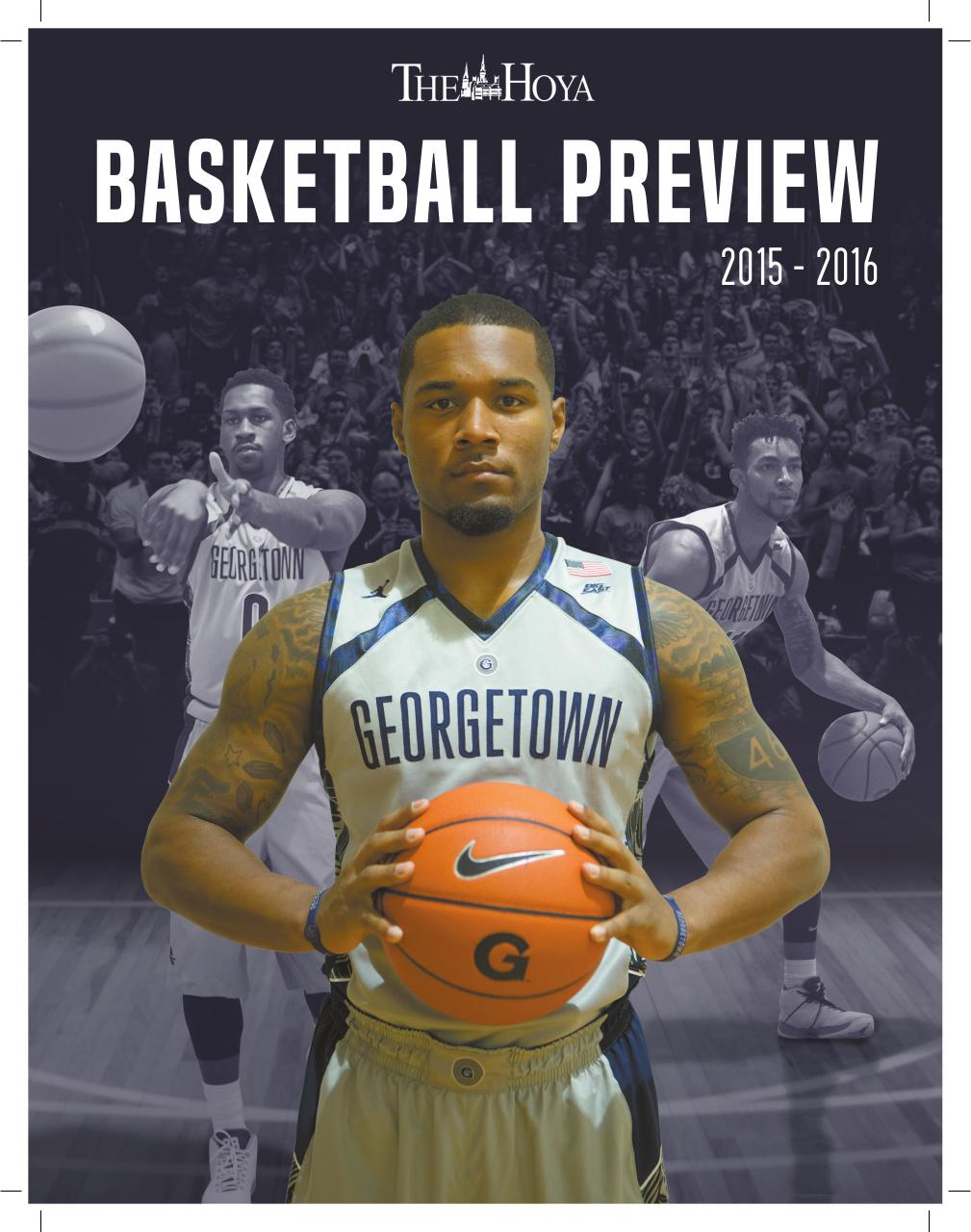 The Hoya Basketball Preview 15-16.pdf - page 1/32