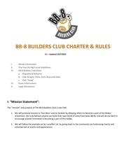 bb 8 builders club fb faq january 30 2016