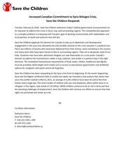 save the children statemen feb082016