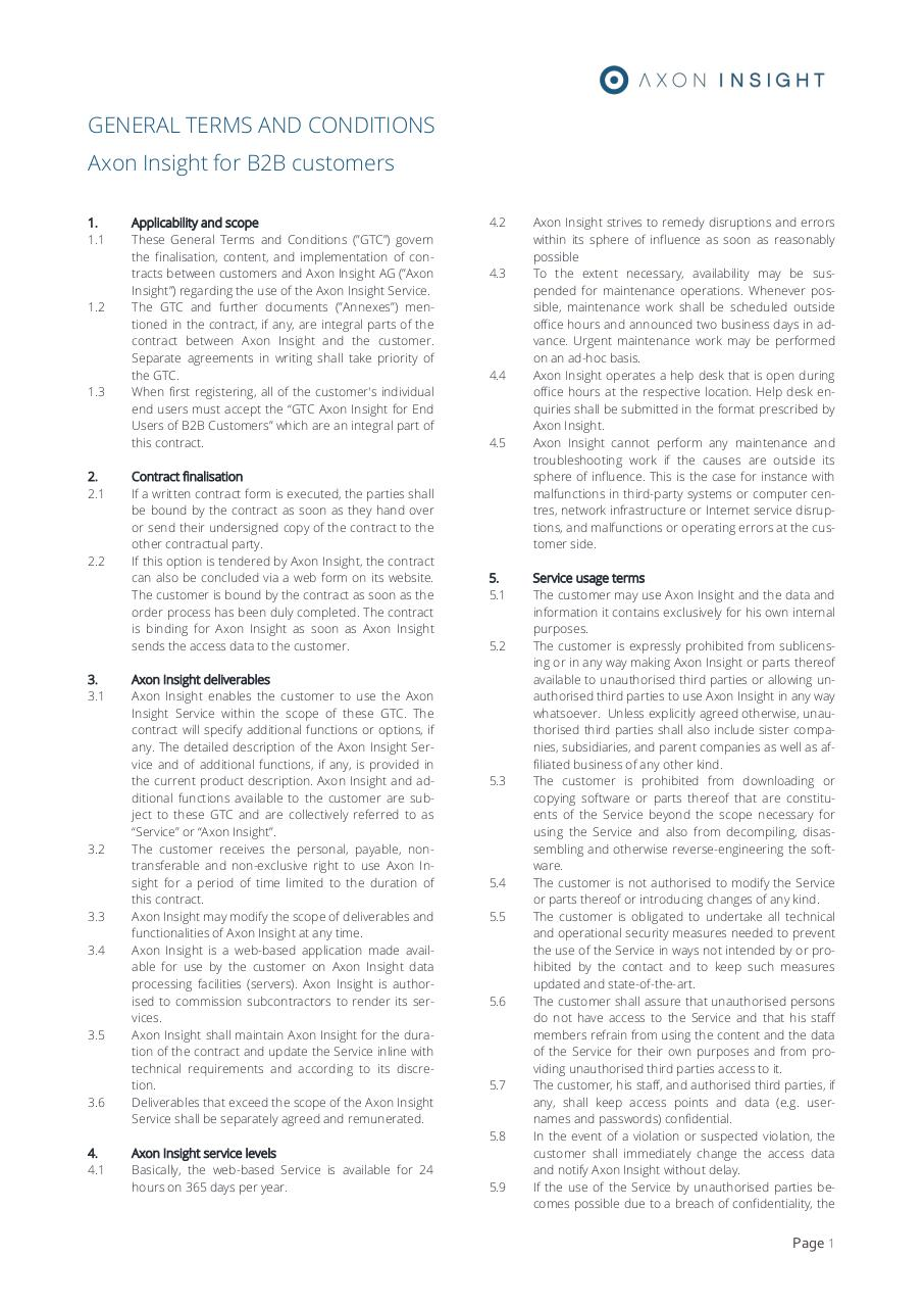 T&C_Customers_UK.pdf - page 1/3