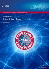 cyber europe 2014 after action report public