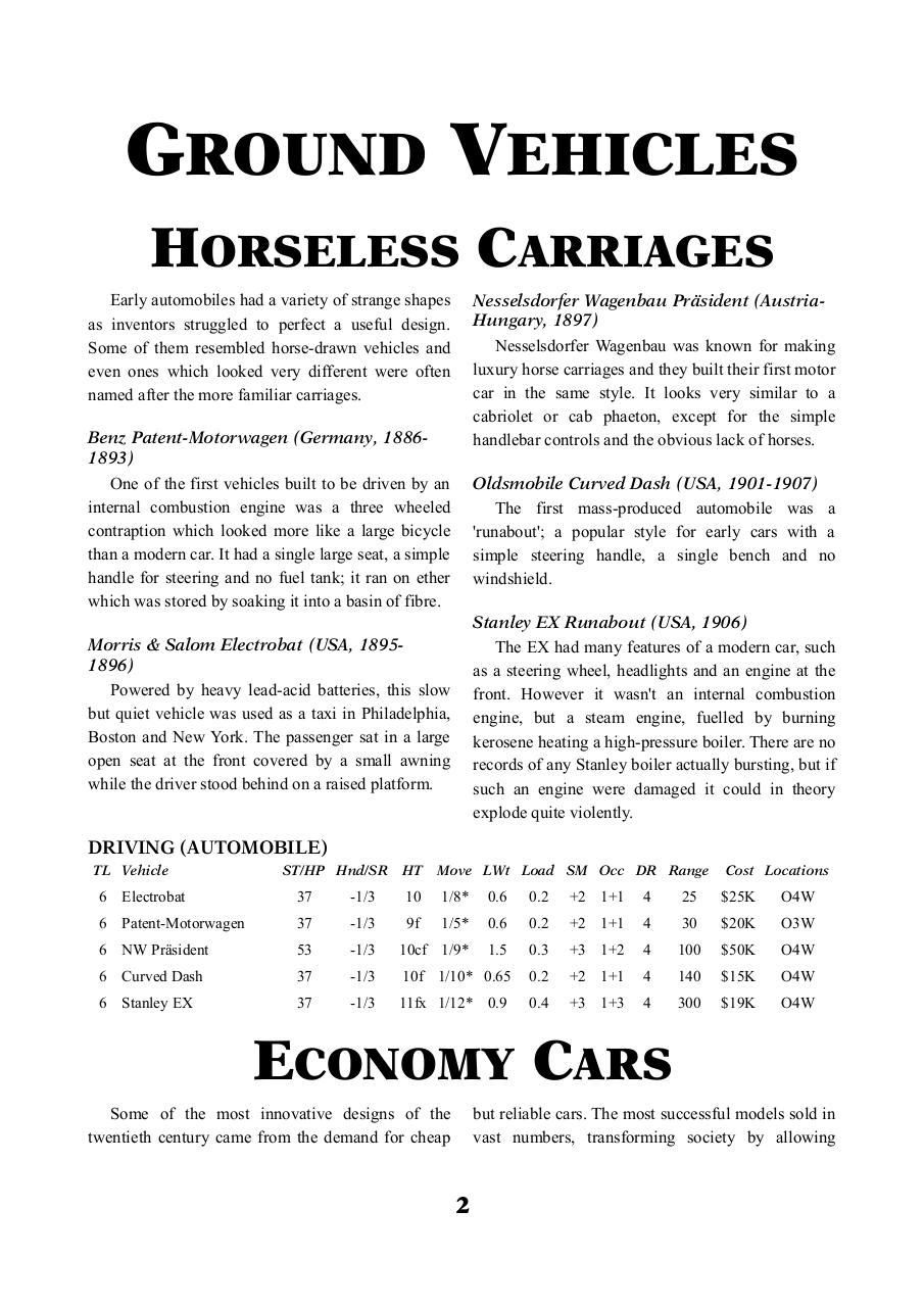Vehicle Collection 22.pdf - page 2/54