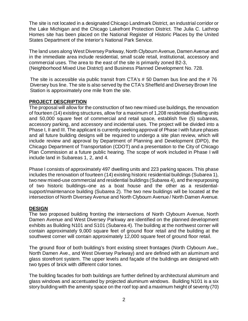 Document preview Lathrop - DRAFT Staff Report.pdf - page 2/5