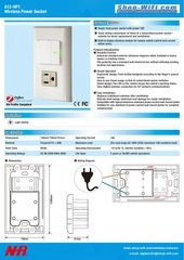 a12 hp1 wireless power socket nhr shop wifi
