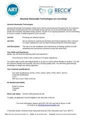 art plumbing and heating engineer