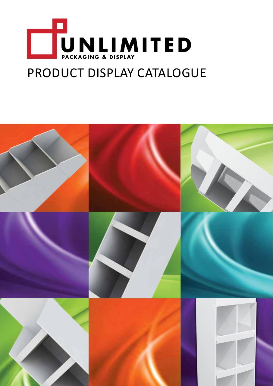 UPD001 Product Display Booklet_AU.pdf - page 1/13