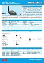 wzb 02485 zigbee wireless router coordinator nhr shop wifi