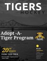 adopt a tiger english