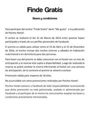 PDF Document finde gratis espanol