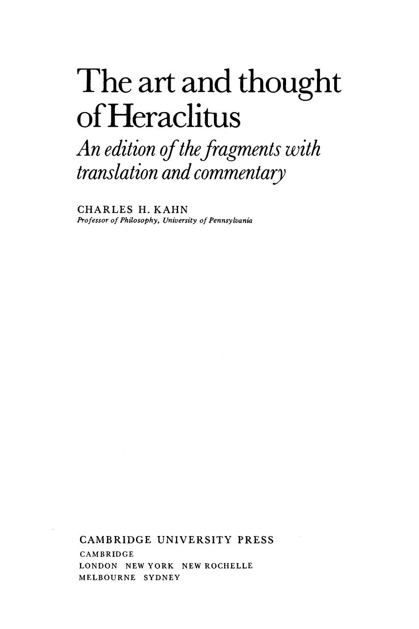 Preview of PDF document the-art-and-thought-of-heraclitus.pdf