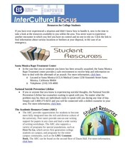 PDF Document newsletter resources for students 1 1