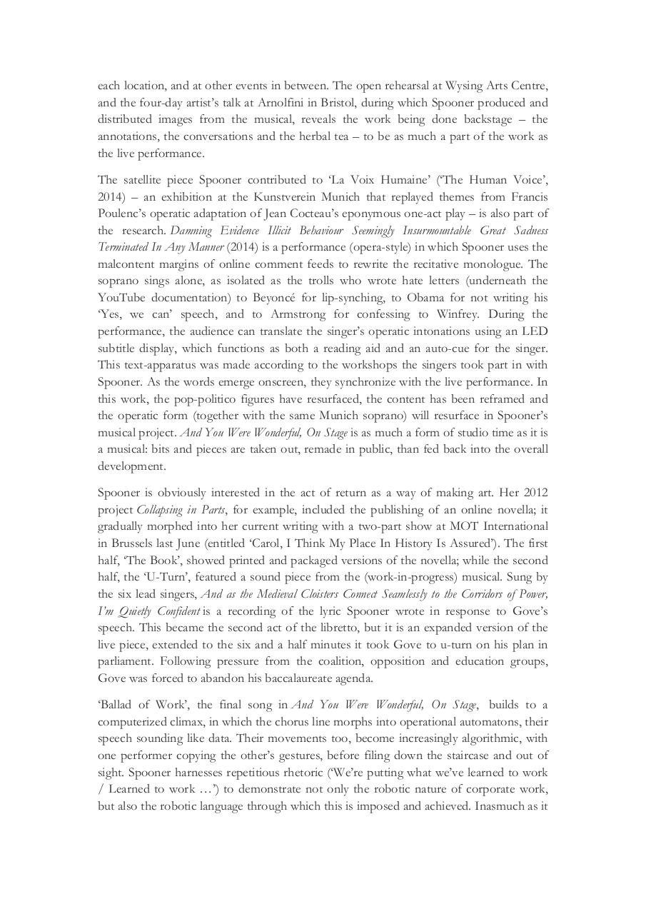 Document preview Said & Done - Cally Spooner - frieze.pdf - page 3/4