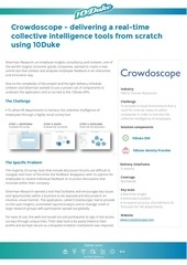 10duke case study crowdoscope