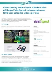 10duke case study videosprout