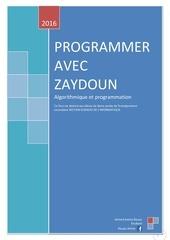 programmer avec zaydoun t2