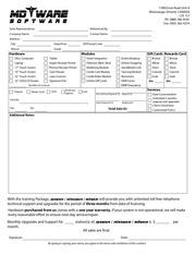 revised md ware setup sheet