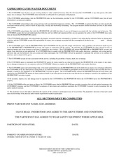 capricorn caves waiver document 2016pdf