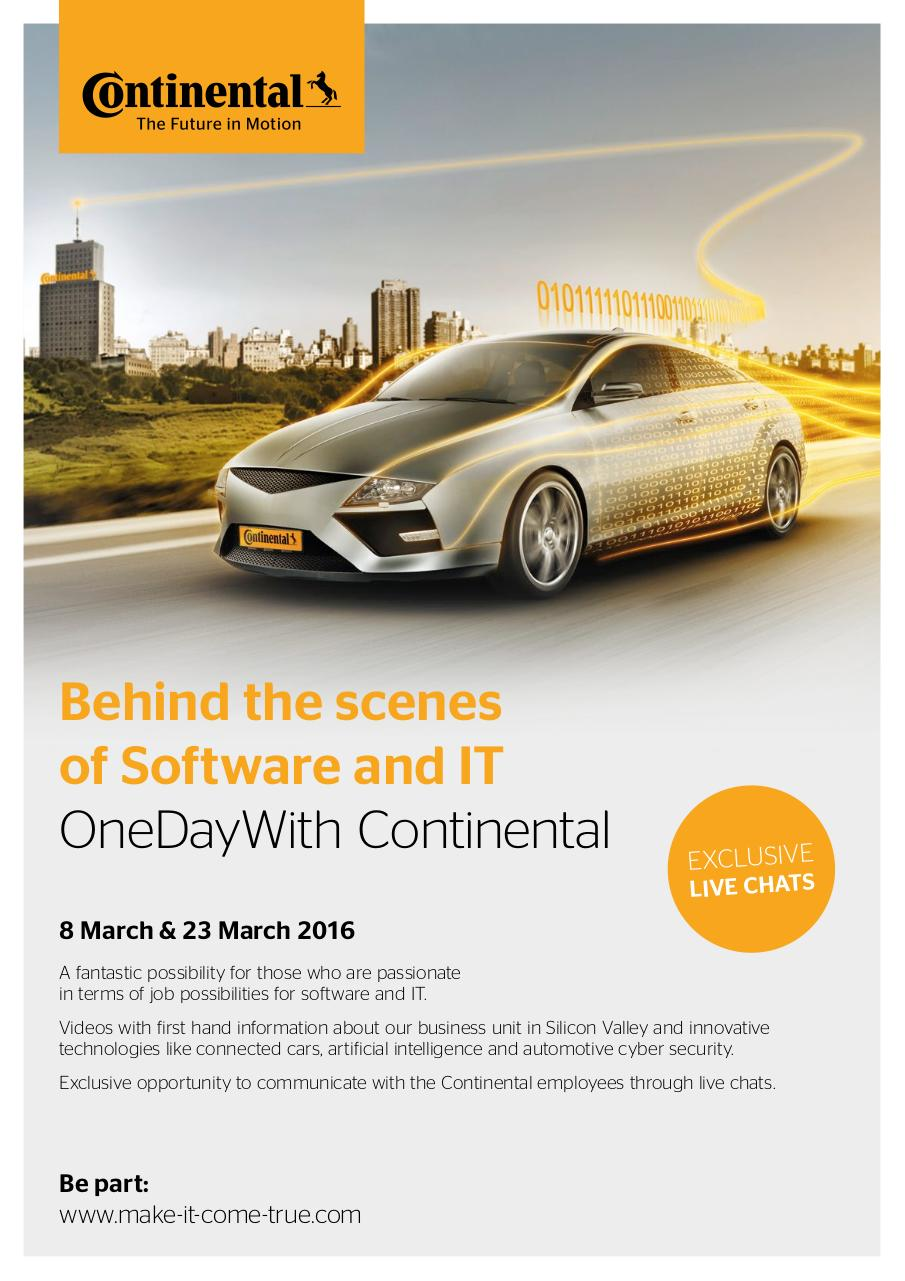 Document preview Einladung OneDayWith Continental.pdf - page 1/1