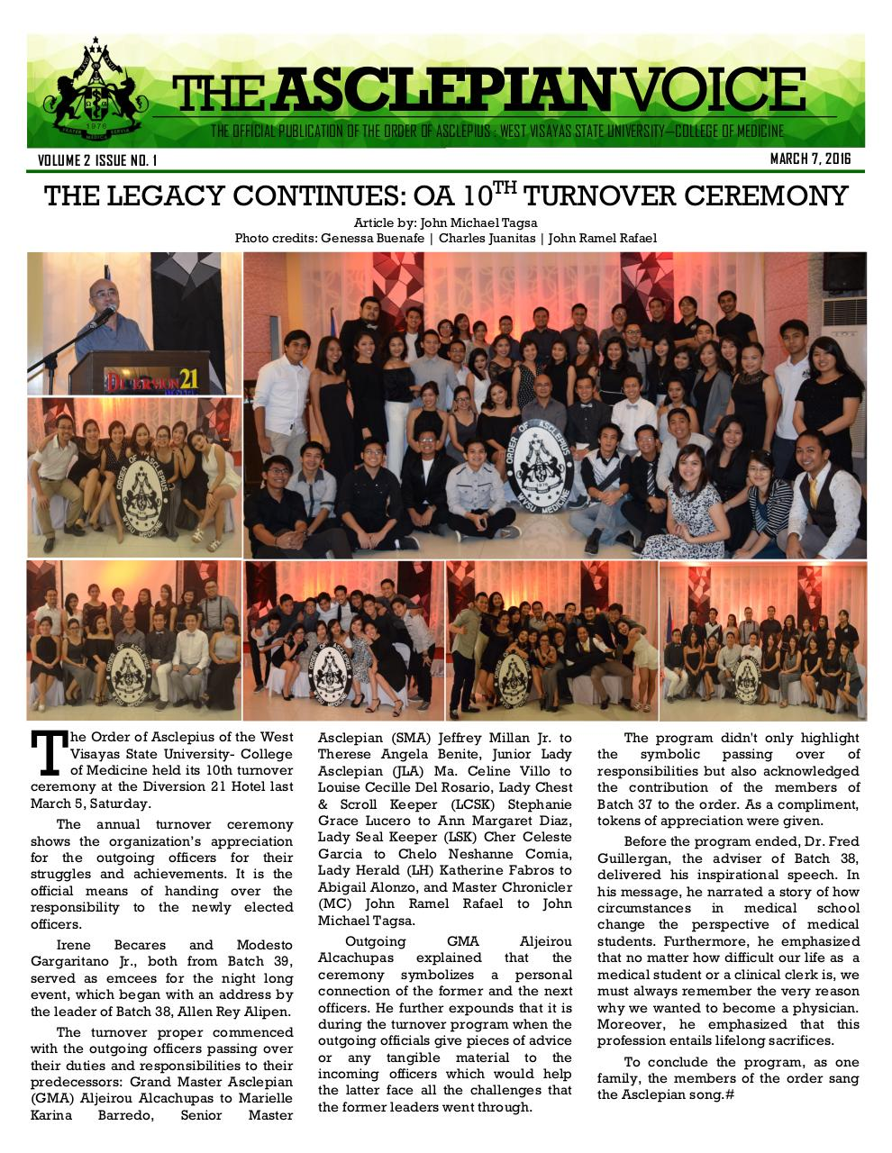 Document preview AV_01 - OA 10th Turnover Ceremony.pdf - page 1/1