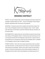 PDF Document kcweddingcontract ms sarahcaffey