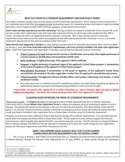 PDF Document proof of citizenship requirement two pager final