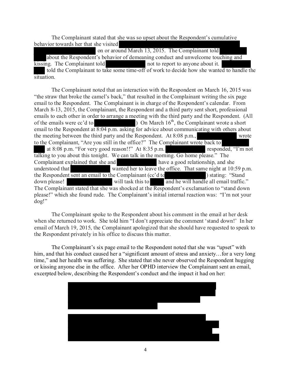 Choudhry Investigation Report 7-7-15 - REDACTED.pdf - page 4/12
