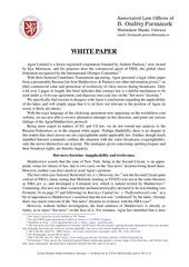 chess whitepaper