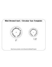 untitled 1 cdr by usman ahmad circular saw blade template pdf