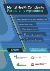 mental health complaints partnership agreement web